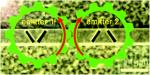 Tailoring the emission polarization with metasurface-based emitters designed on a plasmonic ridge waveguide