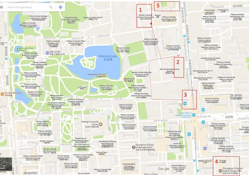PKU map