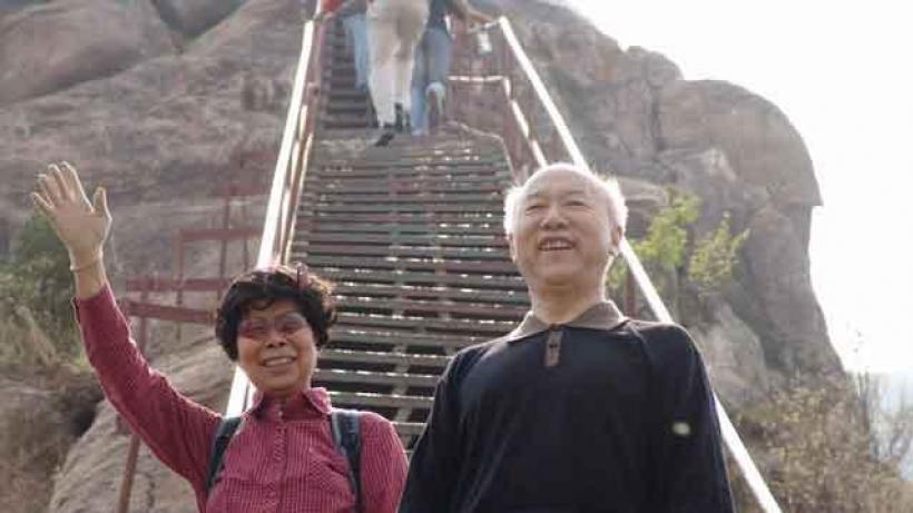 2004年摄于北京